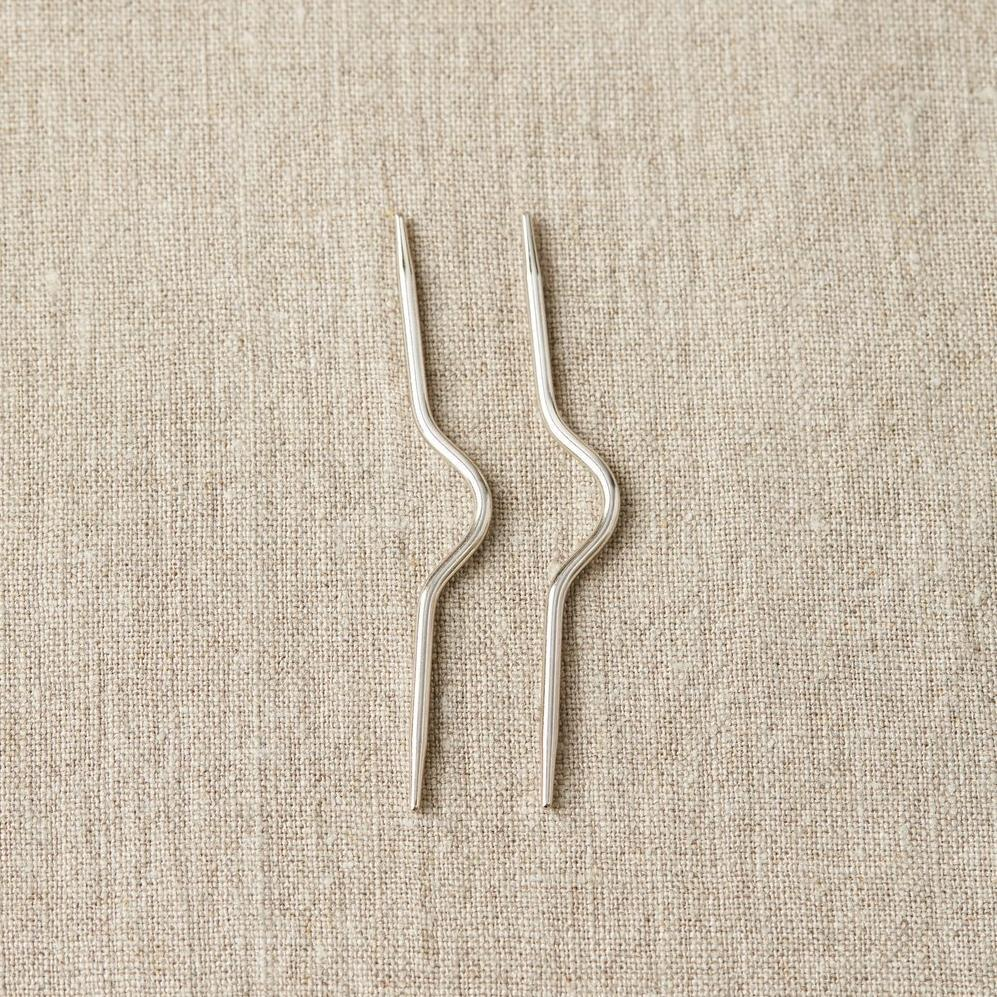 Cocoknits Cocoknits Curved Cable Needles -  - Tools