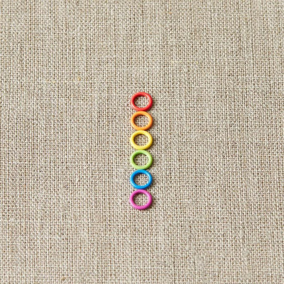 Cocoknits Cocoknits Coloured Stitch Markers -  - Tools