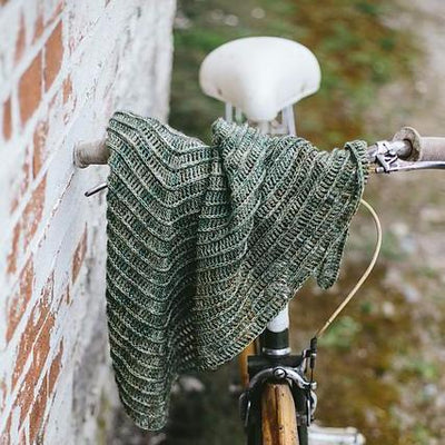 The Crochet Project Contour Shawl [Joanne Scrace] -  - Crochet Pattern