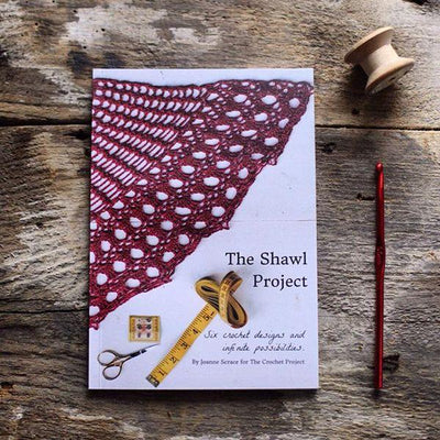 The Crochet Project The Shawl Project Book One -  - Crochet Book