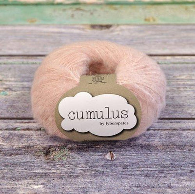 Fyberspates Cumulus - Blush (923) - Lace Knitting Yarn