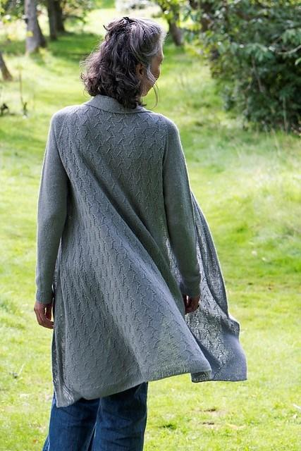 The Fibre Co. Hazeldene Knitting Pattern -  - Knitting Pattern