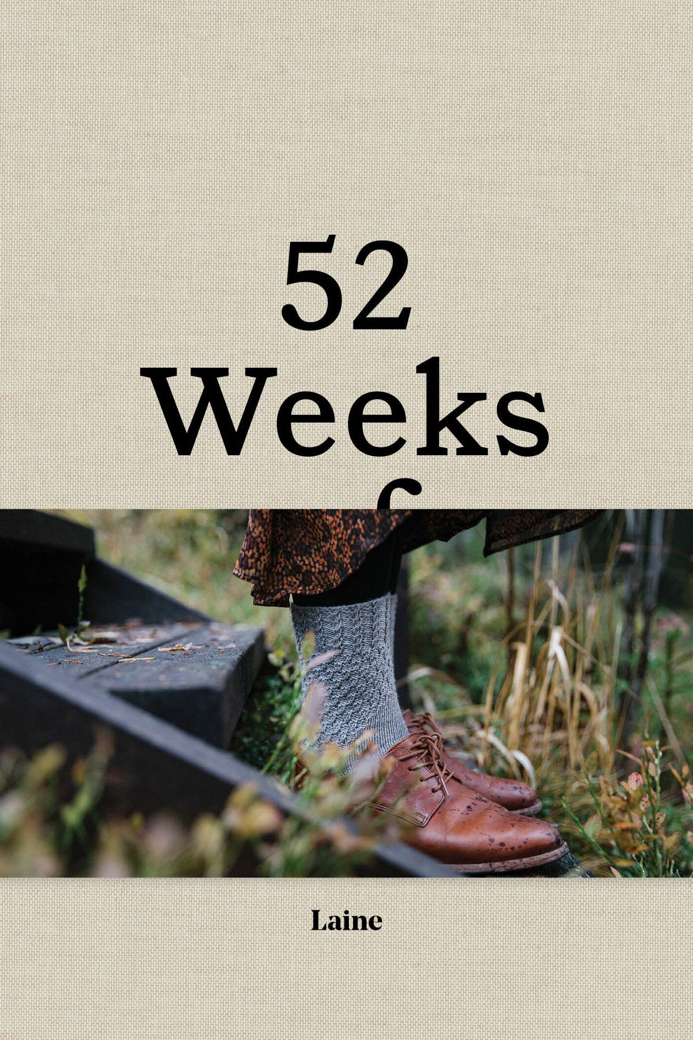 Laine 52 Weeks of Socks by Laine -  - Knitting Book