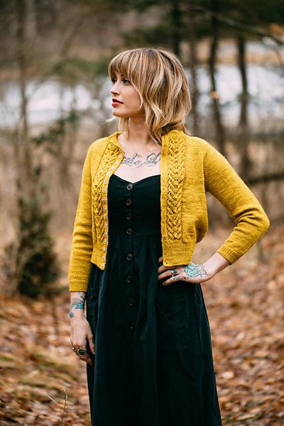 Andrea Mowry LYS [Andrea Mowry] -  - Knitting Pattern