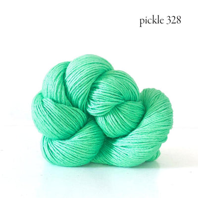 Kelbourne Woolens Mojave - Pickle (328) - Sport Weight Yarn