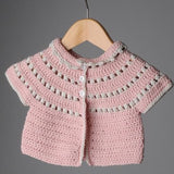 Molly Cardigan [Crochet Pattern] -  - Crochet Pattern - Mrs Moon