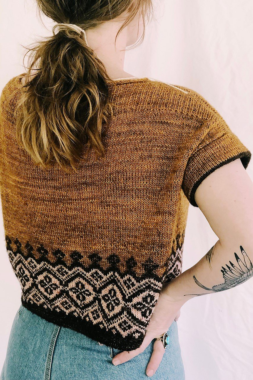 Boyland Knitworks Navelli [Boyland Knitworks] -  - Knitting Pattern
