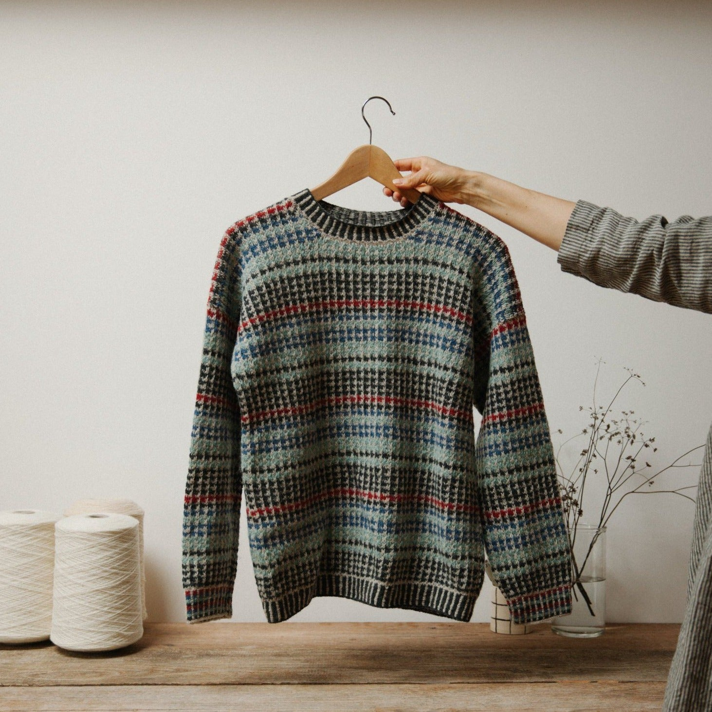 Biches & Bûches No. 4 Sweater Pattern -  - Knitting Pattern