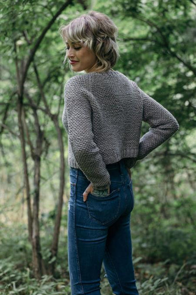 Andrea Mowry Nurtured [Andrea Mowry] -  - Knitting Pattern