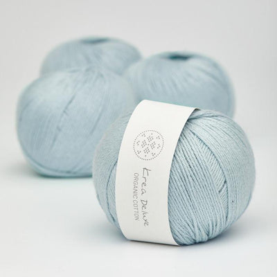 Krea Deluxe Krea Deluxe Organic Cotton - No. 22 - 4ply Knitting Yarn