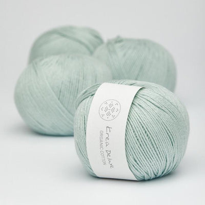 Krea Deluxe Krea Deluxe Organic Cotton - No. 32 - 4ply Knitting Yarn