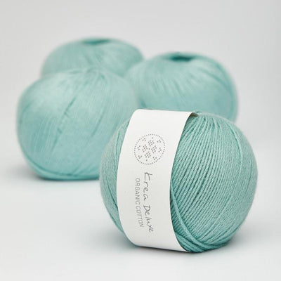 Krea Deluxe Krea Deluxe Organic Cotton - No. 33 - 4ply Knitting Yarn