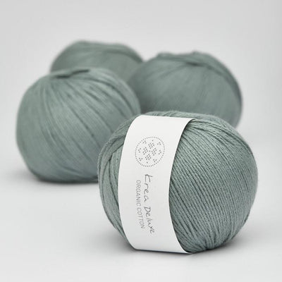 Krea Deluxe Krea Deluxe Organic Cotton - No. 41 - 4ply Knitting Yarn