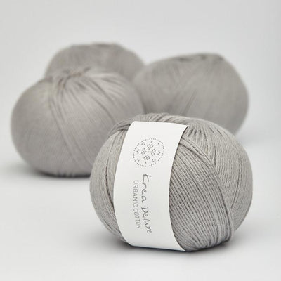 Krea Deluxe Krea Deluxe Organic Cotton - No. 48 - 4ply Knitting Yarn