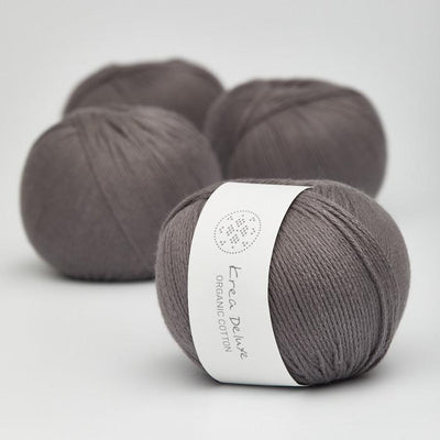 Krea Deluxe Krea Deluxe Organic Cotton - No. 50 - 4ply Knitting Yarn