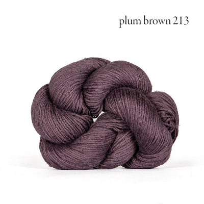 Kelbourne Woolens Mojave - Plum Brown (213) - Sport Weight Yarn