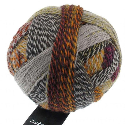 Schoppel-Wolle Zauberball Stärke 6 - My Sweet Side (2092) - Sport Weight Yarn