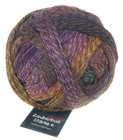 Schoppel-Wolle Zauberball Stärke 6 - Piano Bar (2312) - Sport Weight Yarn