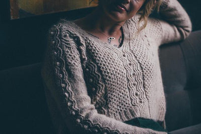 Andrea Mowry The Daydreamer [Andrea Mowry] -  - Knitting Pattern