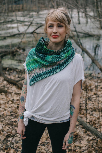 Andrea Mowry The Shift [Andrea Mowry] -  - Knitting Pattern