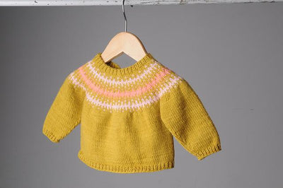 Mrs Moon Tilly Cardigan [Knitting Pattern] -  - Knitting Pattern