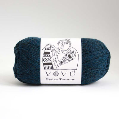 Retrosaria Vovó - 03 - Sport Weight Yarn