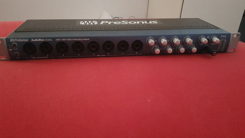 Interface PreSonus Audio Box 1818VSL
