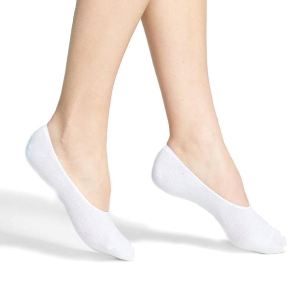 No-Show Bamboo Socks / Pack of Three