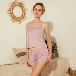 Solace Satin Cami Set