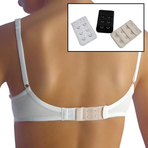 Bra Strap Extenders (Pack of Three)