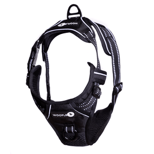 Endurance Harness Black Hanging