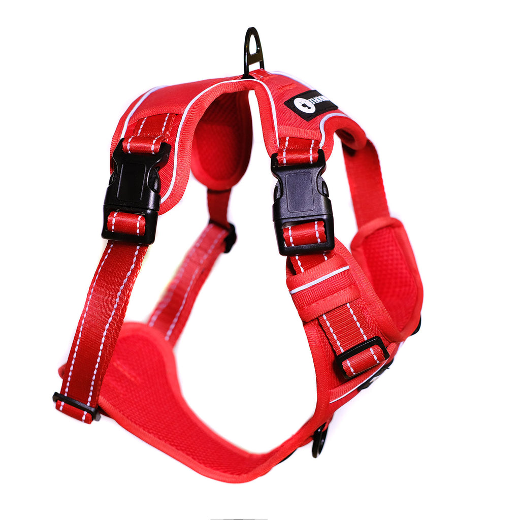 Endurance Harness Red Front