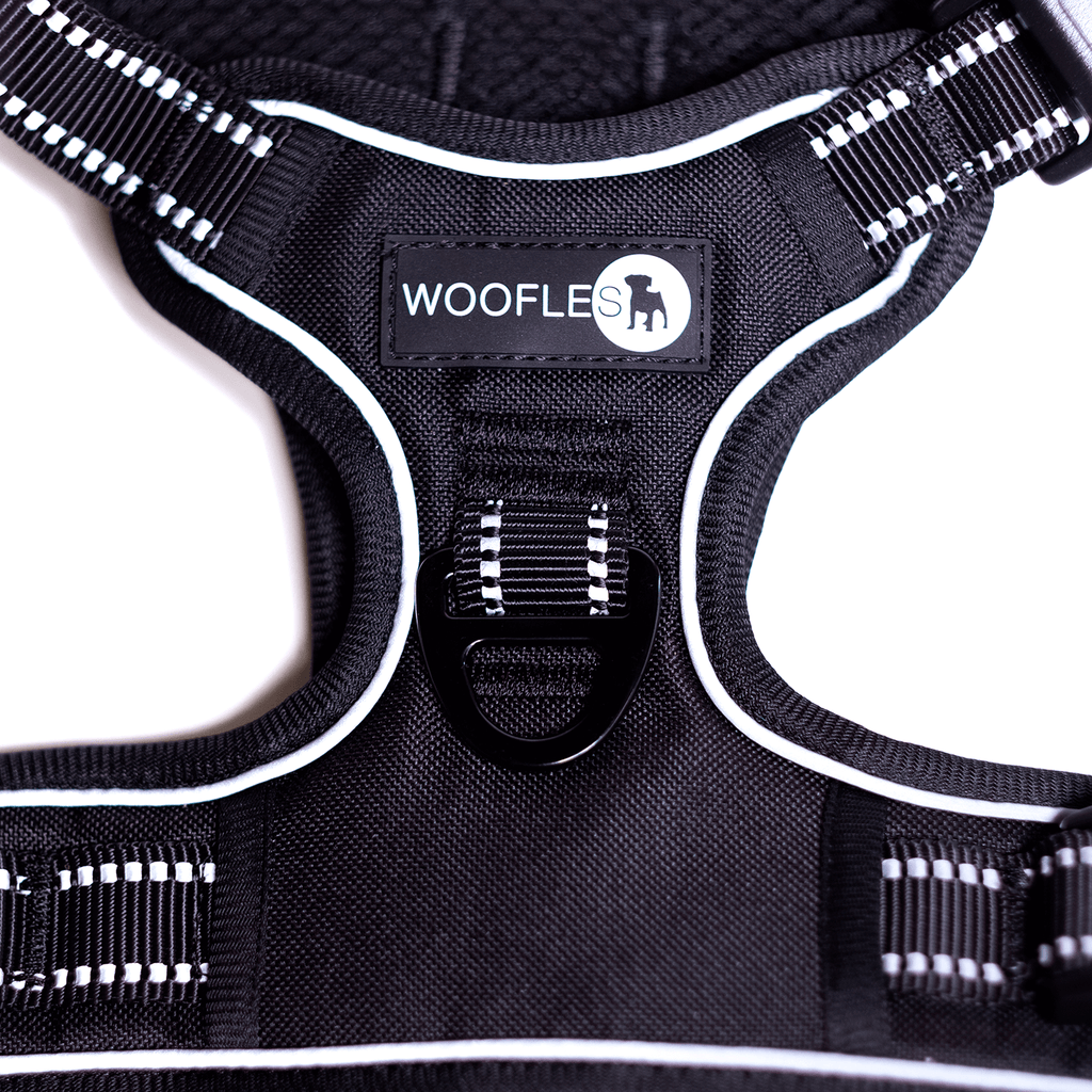 Woofles Endurance Harness - Black