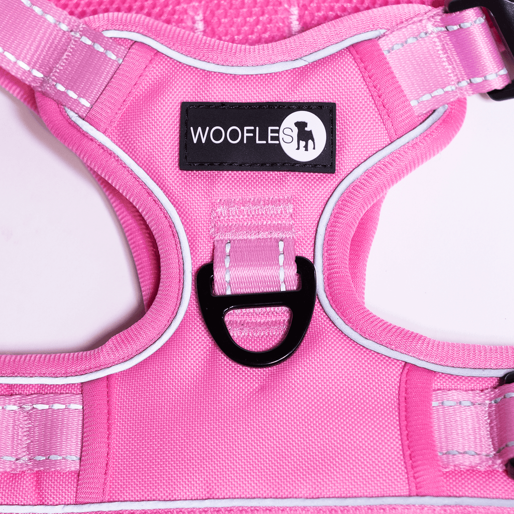 Woofles Endurance Harness - Pink