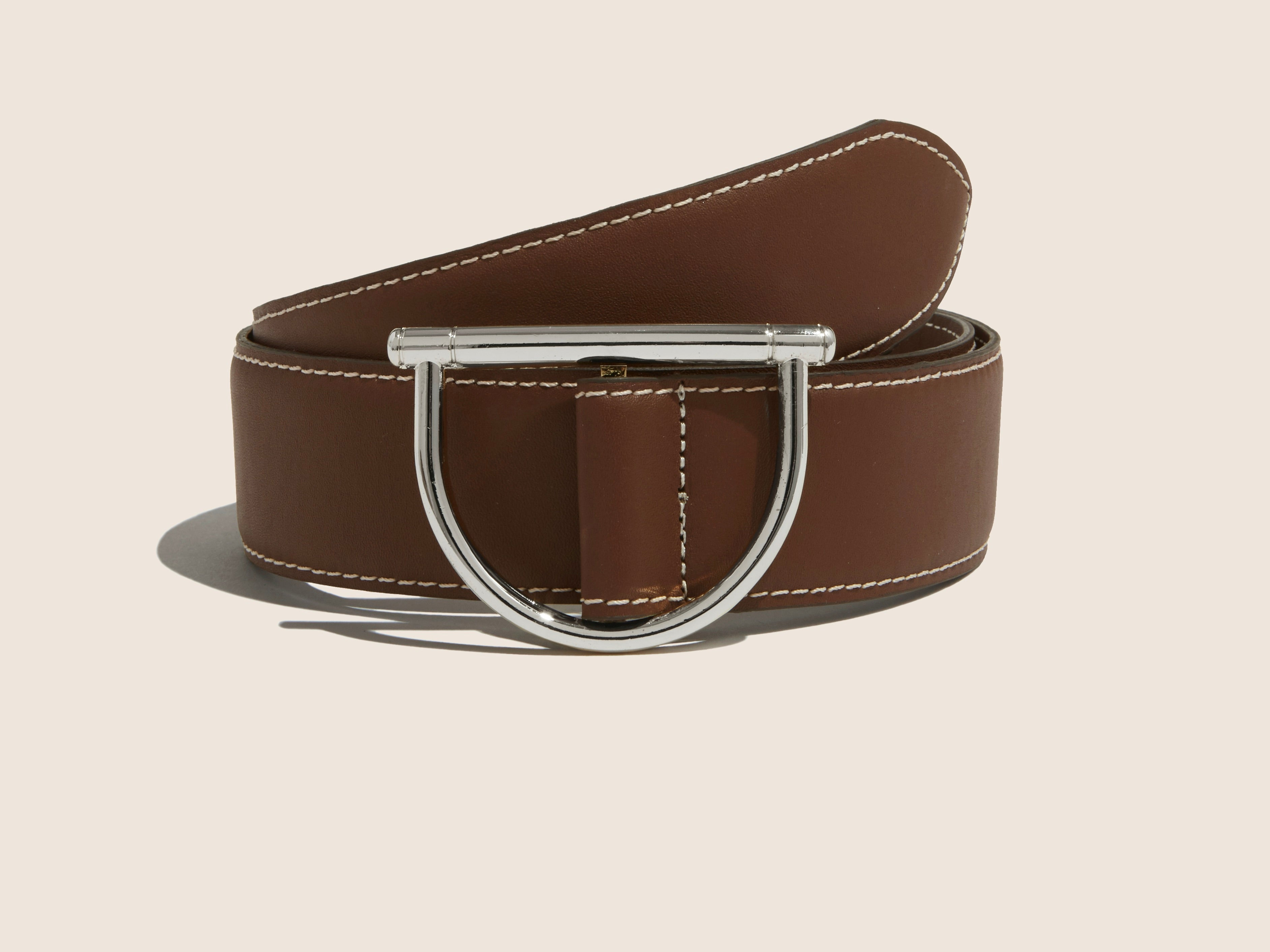 Oxer Belt - Silver