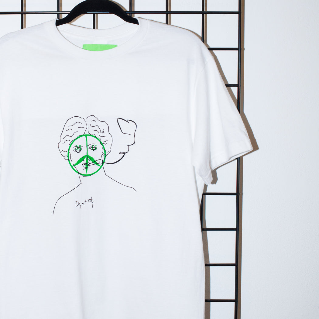 MISTER GREEN X DYNASTY 'Venus' Limited Edition T-Shirt