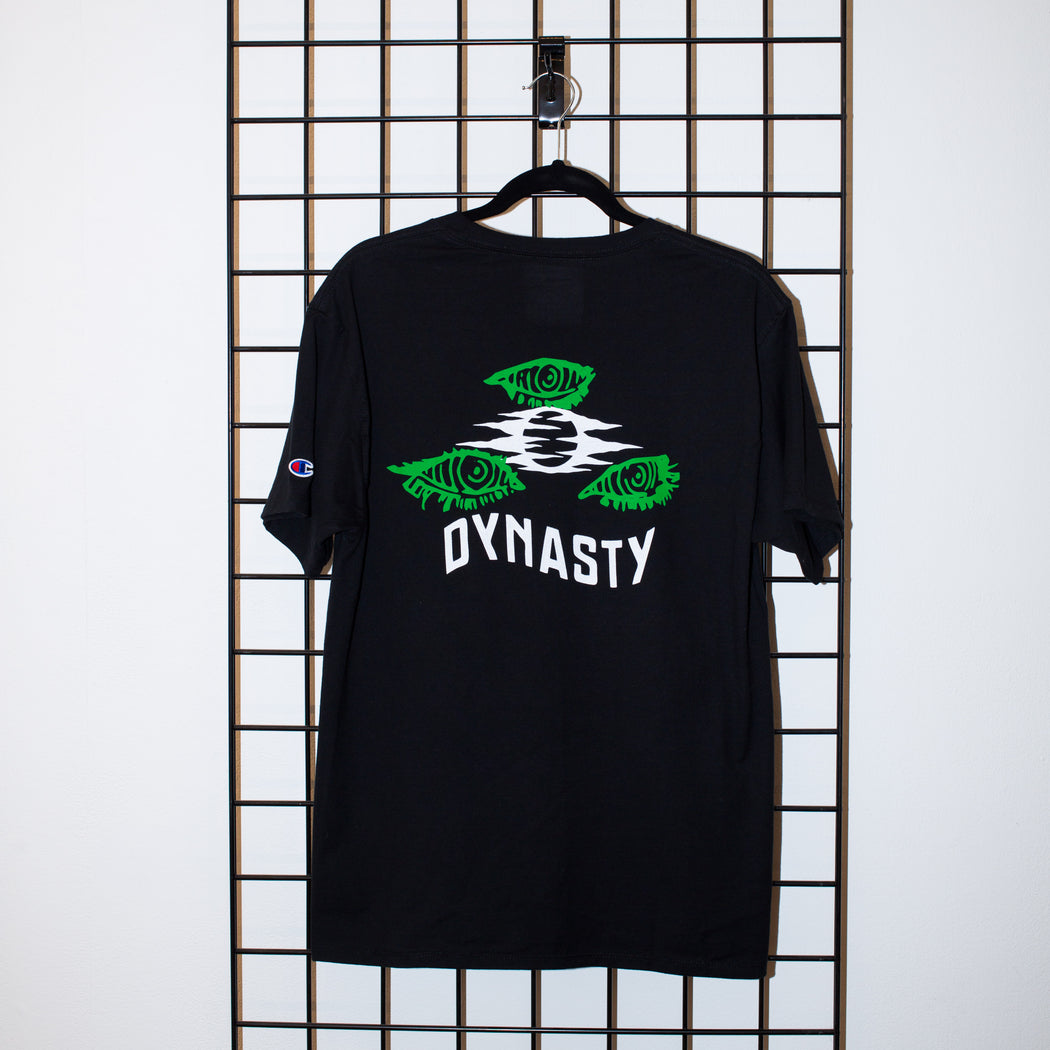 Dynasty 'Third Eye' Black T-Shirt