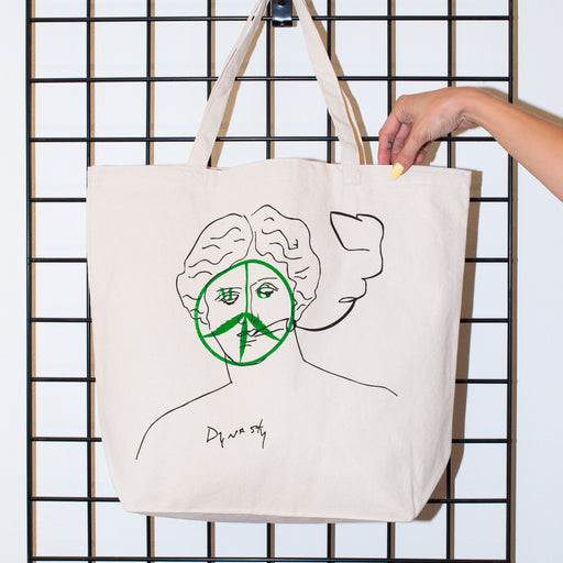 MISTER GREEN X DYNASTY Limited Edition 'Venus' Tote Bag