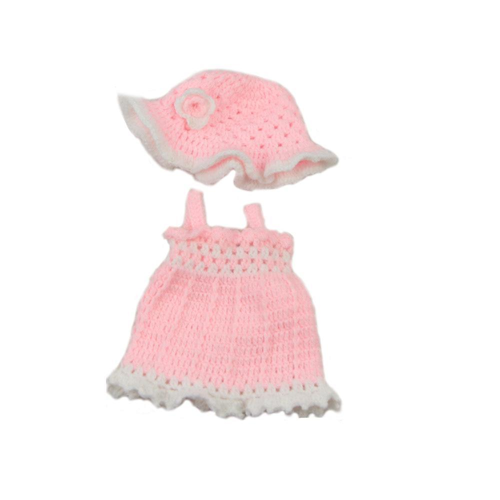 """Pink Dotted Sleeping Bag For 10-11/"""" Reborn Doll Babies Doll Supplies Gifts"""