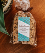 Hand Rolled Biscotti Bag
