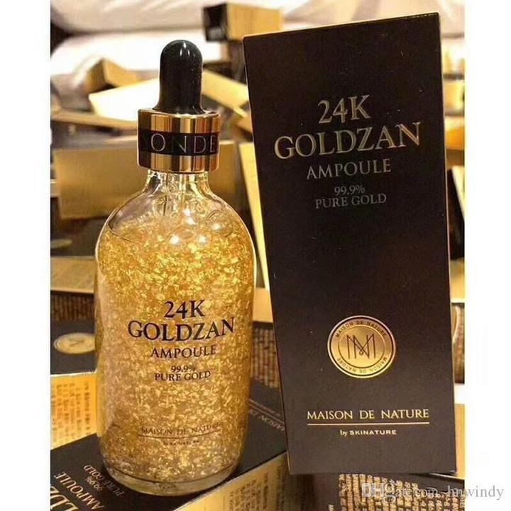 24K Gold Face Serum