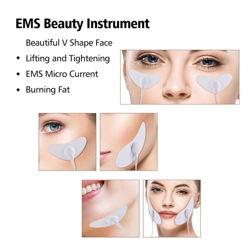 EMS Face Slimming & Eye bags Massage
