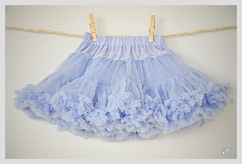 Cornflower blue Adult size
