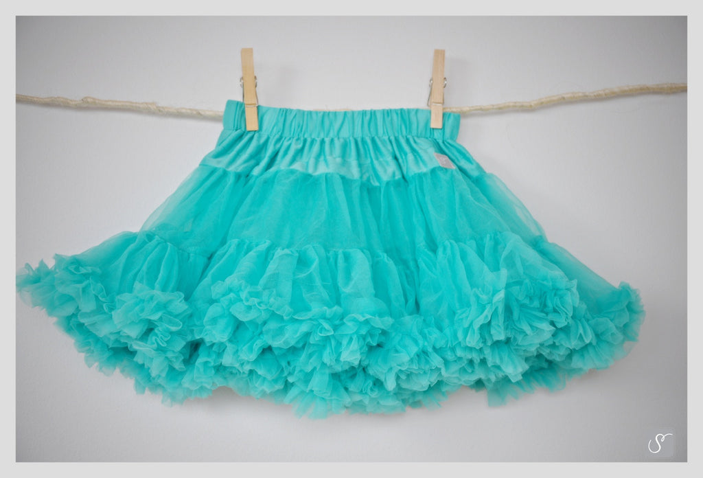 Turquoise Adult size