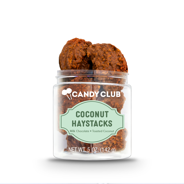 Coconut Haystacks