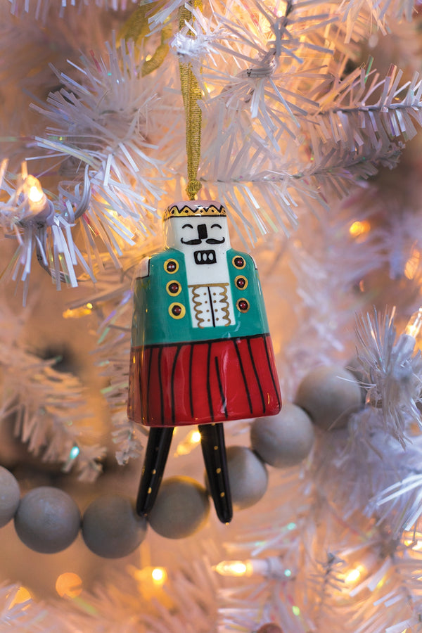 Ballet Nutcracker Ornament