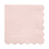 Pale Pink Large Napkins