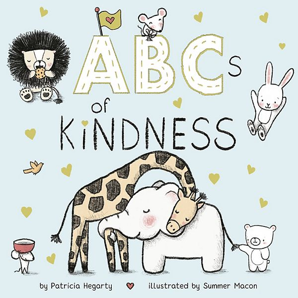 ABCs of Kindness Board Book