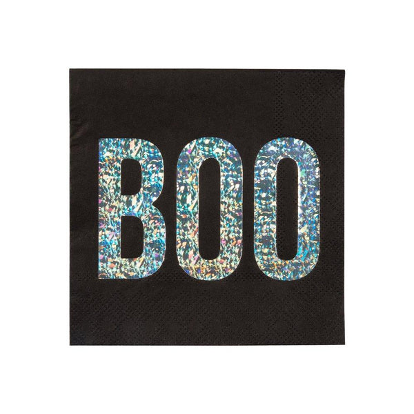 Boo Small Napkins