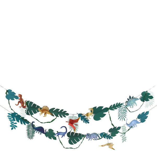 Dinosaur Kingdom Garland